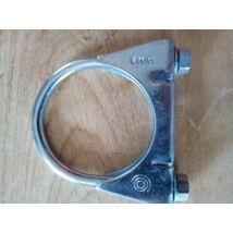 Kipufogó bilincs 60 mm