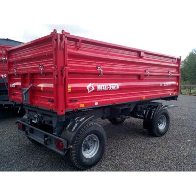 Metal Fach pótkocsi T710/2 8t